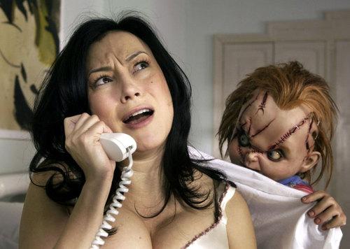 Jennifer Tilly en La Semilla de Chucky