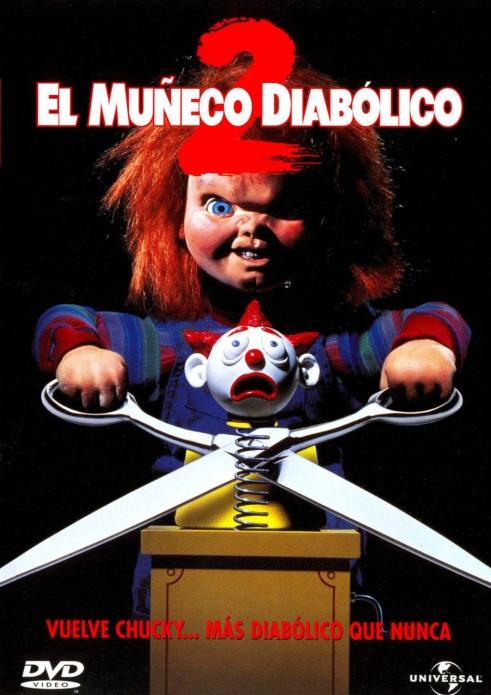 Poster de El Muñeco Diabólico 2