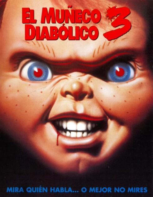 Poster de El Muñeco Diabólico 3