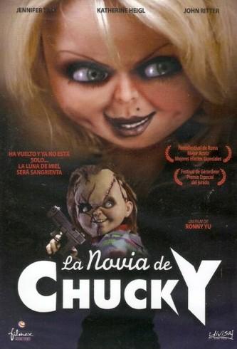 Poster de La Novia de Chucky