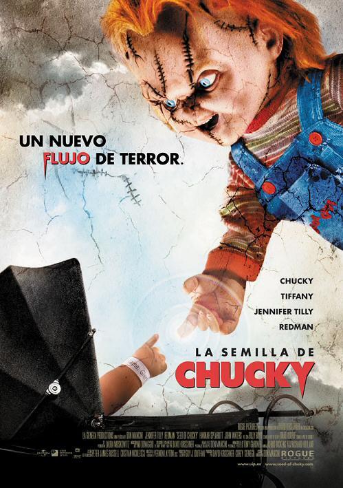 Poster de La Semilla de Chucky