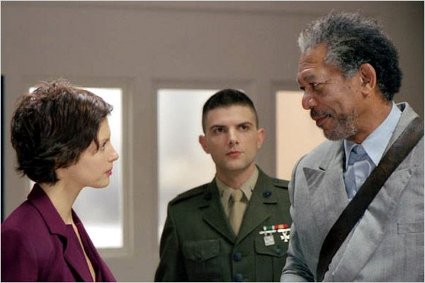 Ashley Judd, Adam Scott y Morgan Freeman en Toda la Verdad