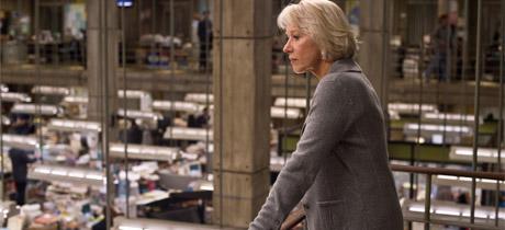 Helen Mirren en La Sombra del Poder