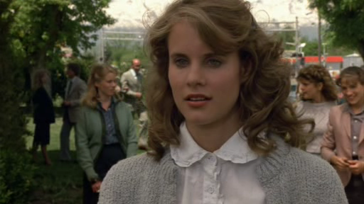 Lori Singer en Footloose