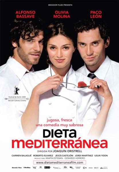 Poster de Dieta Mediterranea