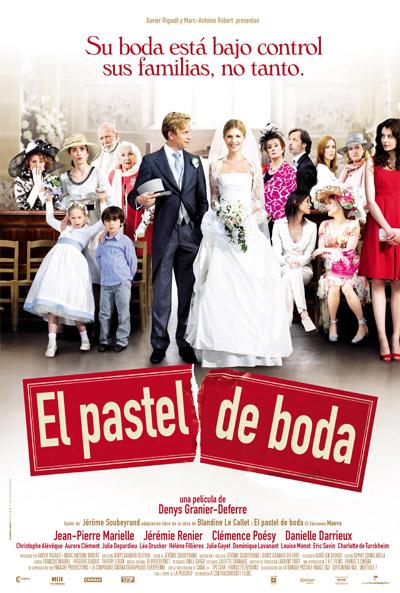 Poster de El Pastel de Boda