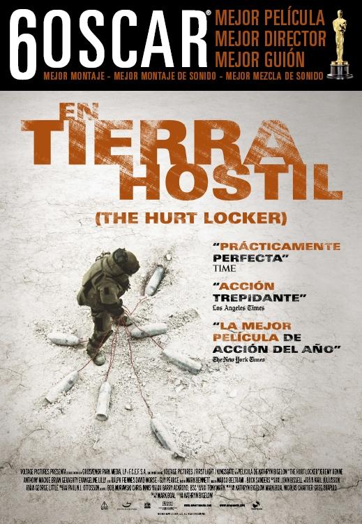 Poster de En Tierra Hostil