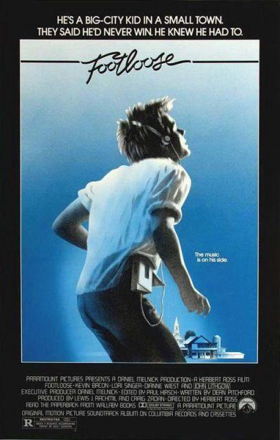 Poster de Footloose