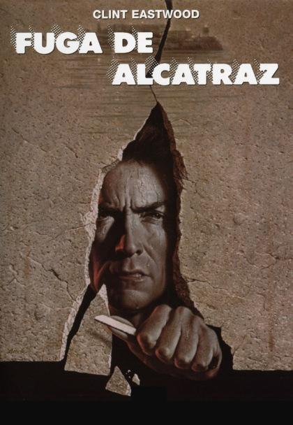 Poster de Fuga de Alcatraz