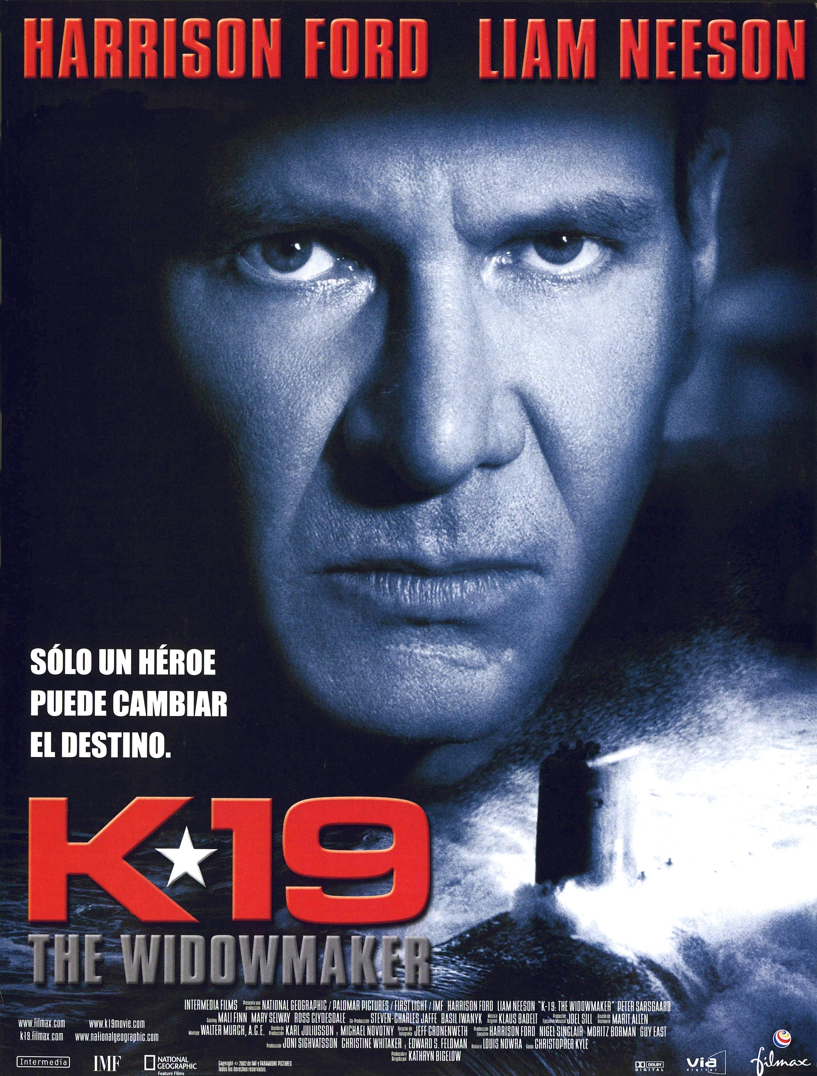 K-19 The Widowmaker: Los héroes del submarino   Diario de ...
