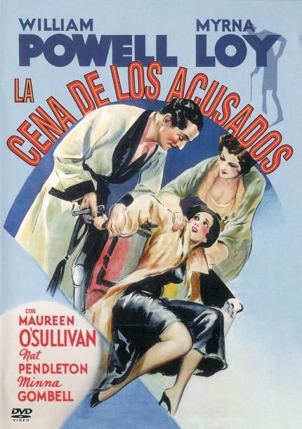 Poster de La Cena de los Acusados