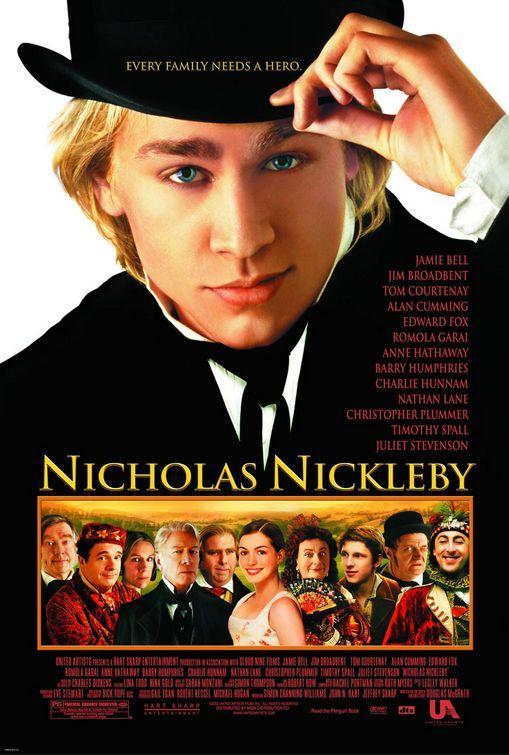 Poster de La Leyenda de Nocholas Nickleby