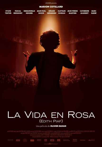 Poster de La Vie en Rose