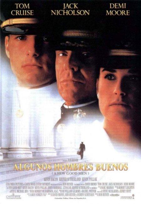Poster de Algunos Hombres Buenos