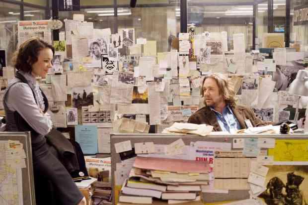 Rachel McAdams y Russell Crowe en la Sombra del Poder