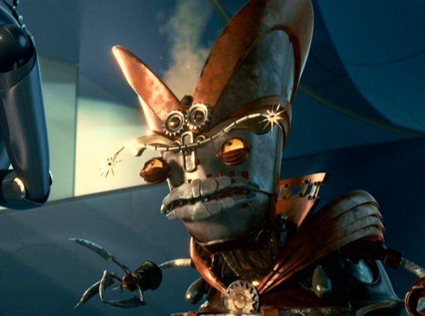 Fotograma de Robots 2