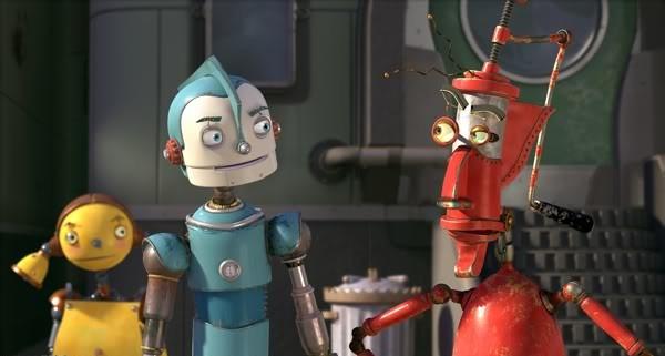 Fotograma de Robots