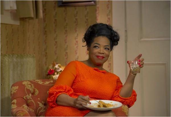 Oprah Winfrey en El Mayordomo