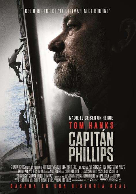 Poster de Capitán Phillips
