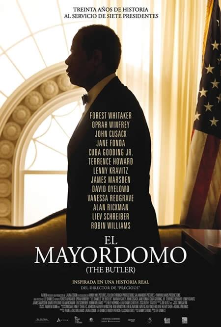 Poster de El Mayordomo