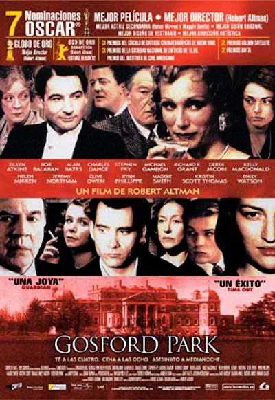 Poster de Gosford Park