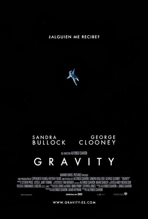 Poster de Gravity