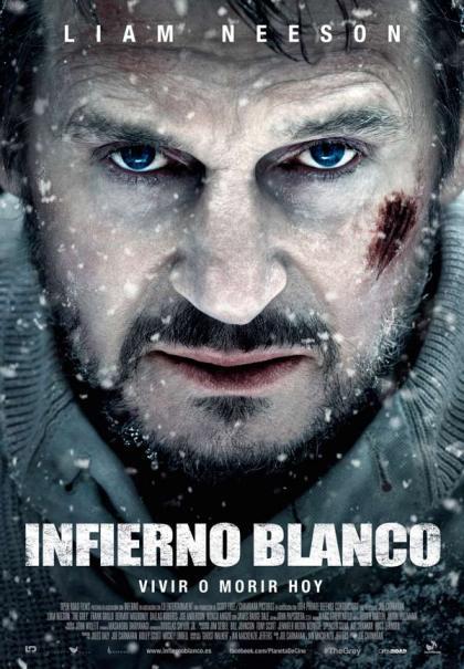Poster de Ingierno Blanco 2011