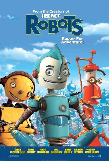Poster de Robots