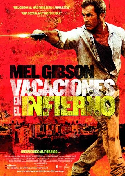 Poster de Vacaciones en el Infierno