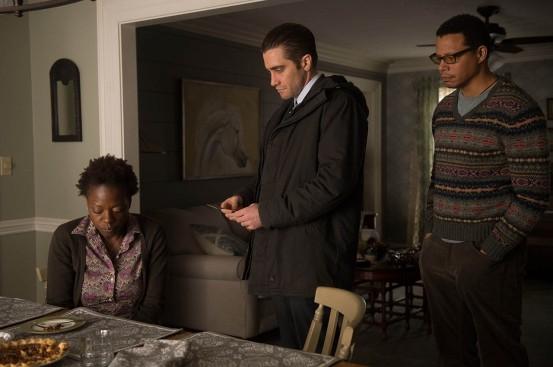 Viola Davis, Jake Gyllenhaal y Terrence Howard en Prisioneros