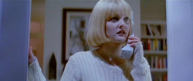 Drew Barrymore en Scream