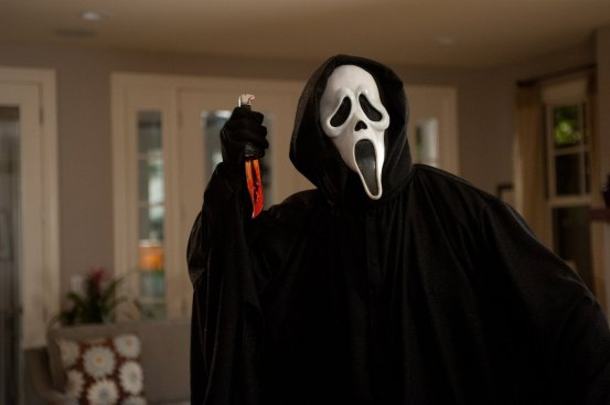 Ghostface de Scream 4