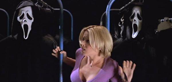 Jenny McCarthy en Scream 3