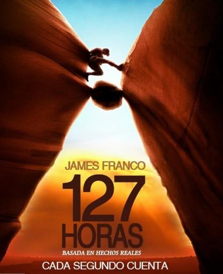 Poster de 127 Horas