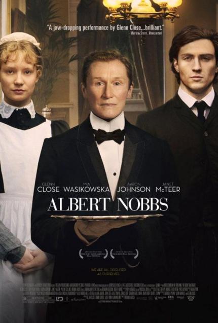 Poster de Albert Nobbs