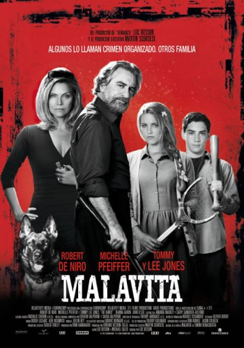Poster de Malavita
