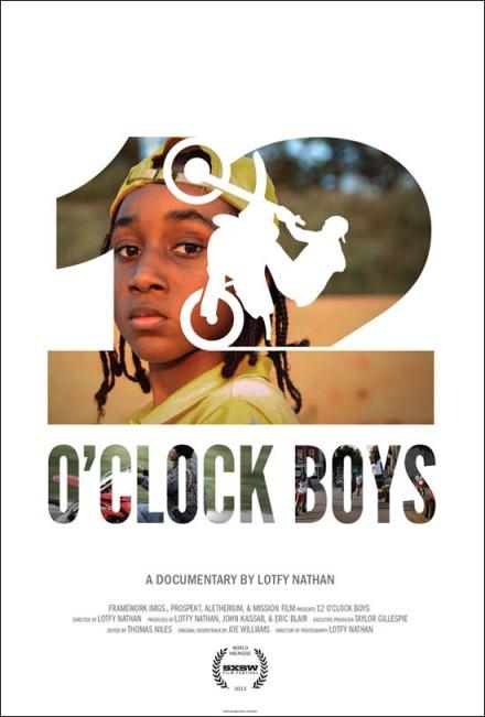 Poster del documental 12 O'Clock Boys