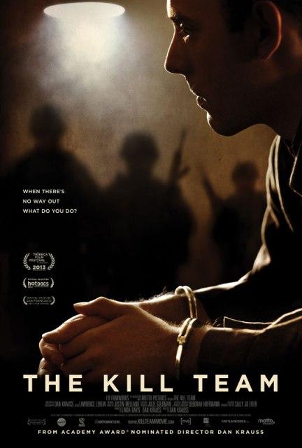 Poster del documental The Kill Team