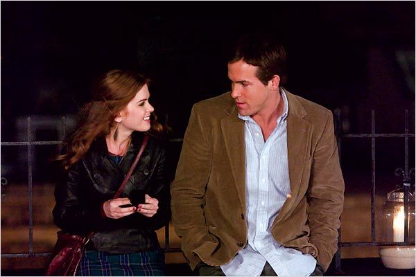 Isla Fisher y Ryan Reynolds en Definitivamente, Quizás