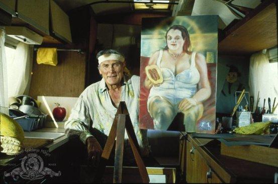 Jack Palance en Bagdad Cafe