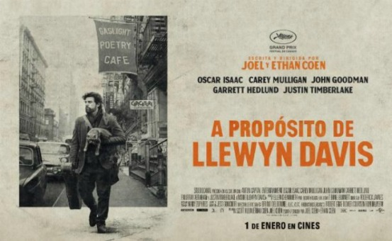 Poster de A Propósito de Llewyn Davis