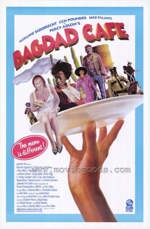 Poster de Bagdad Cafe
