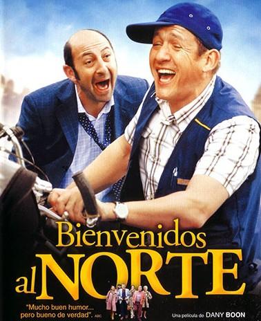 Poster de Bienvenidos al Norte