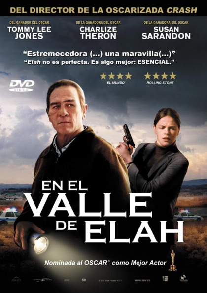 Poster de En el Valle de Elah
