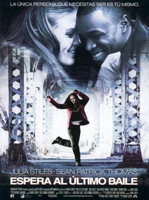 Poster de Espera al Último Baile