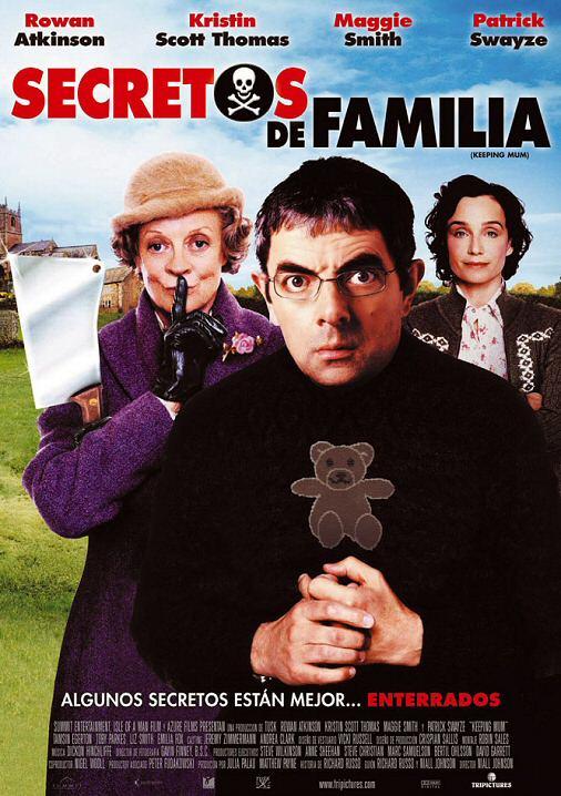 Poster de Secretos de Familia
