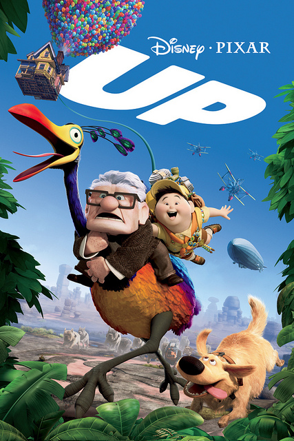 Poster de Up