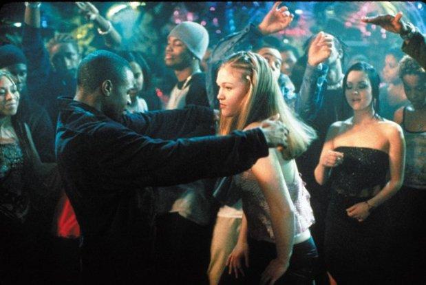 Sean Patrick Thomas y Julia Stiles en Espera al Último Baile