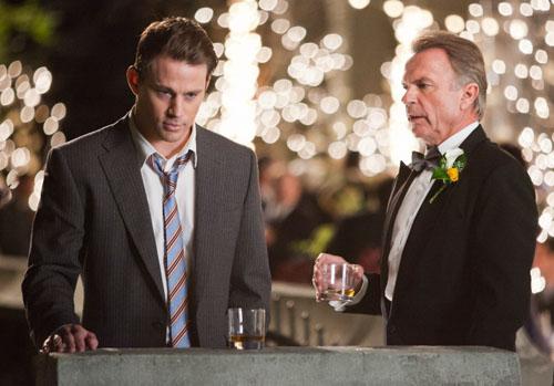 """Channing Tatum y Sam Neill en """"Todos los Días de mi Vida"""""""