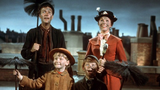 Fotograma de Mary Poppins